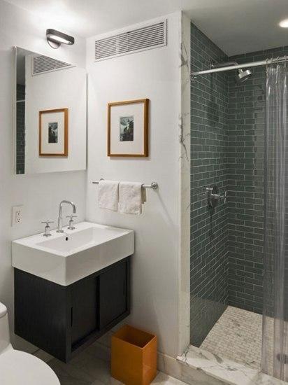 5招让小卫浴轻松增加一平米,演绎个性化卫浴空间!
