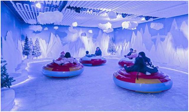 重庆际华园滑雪门口需要多少钱