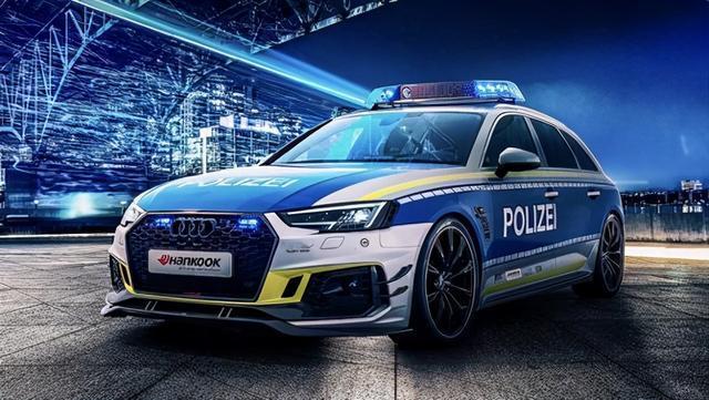 顏值與性能並存,2021年別飆車,這些新款警車將要被裝備