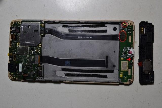 红米3S红米3X手机拆机图解,更换屏幕总成