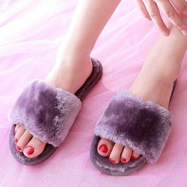 家裡的棉拖鞋該換新瞭!換上這些小清新拖鞋,賊洋氣
