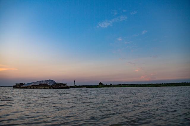 大運河上遺存的唯一水上古鎮,一千多年來隻靠船進出,不要門票