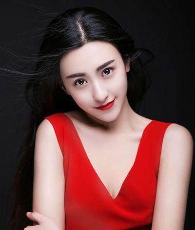 中俄混血美女朱圣祎的千种风情
