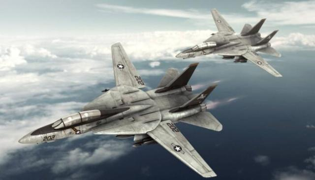伊朗50多架F14战机没零件趴窝,买通美国人走