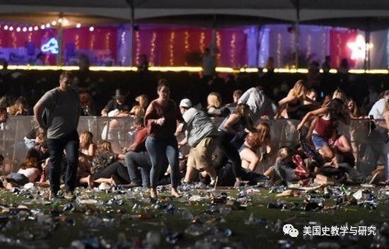 枪击惨案不断重演 美国控枪为什么这么难?