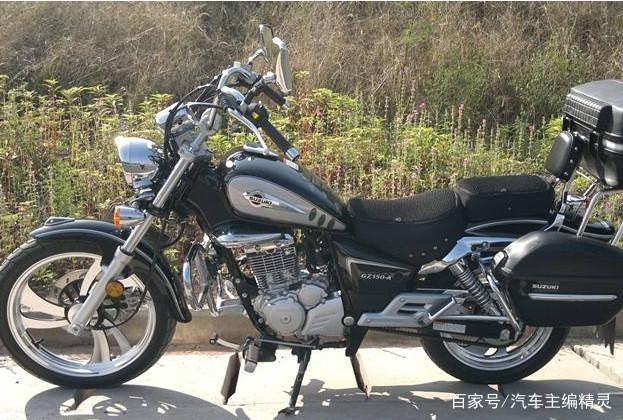 4款万元以下的精品摩托车,图一骑着舒服,图二省油耐用!