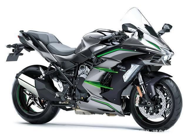 已是同级别摩托车顶端的川崎H2SX还不满足,发布更高配的SE+版本