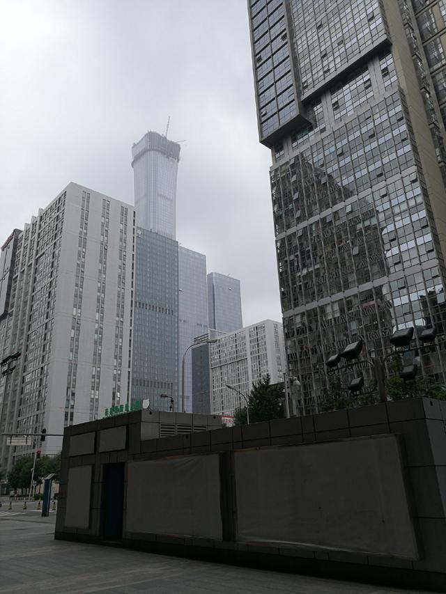 中国尊-北京壮观的天际线!(图13)