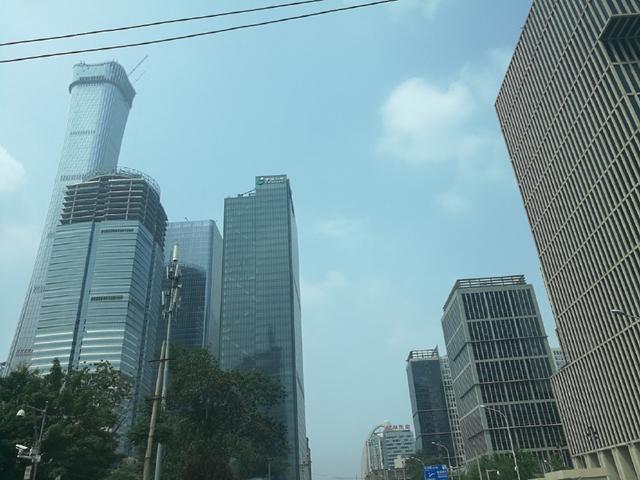 中国尊-北京壮观的天际线!(图4)