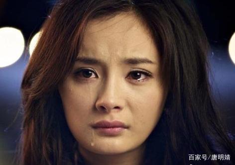 人民网评价杨幂新片,票房口碑双输,流量明星应
