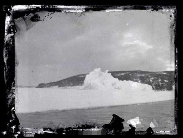 考察队近日发现100年前探险队在南极底片,修复后令所有人震惊!