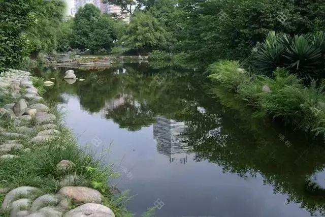 成都活水公园