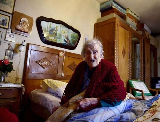 她活了三个世纪,出生的时候第一次世界大战还没有发生