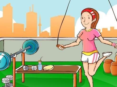 【图】跳绳减肥一个月能减多少斤?告诉你跳绳-轻博客