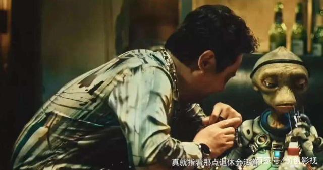 蹭刘慈欣热度拍电影,《疯狂的外星人》和原著差在哪里?