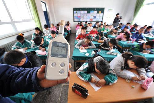 中小学供暖 教育部新闻发言人续梅:孩子们的事情没有小事