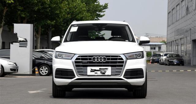 """豪華SUV""""霸主""""奧迪Q5L,12.3英寸全液晶儀表,動力有重大改變"""