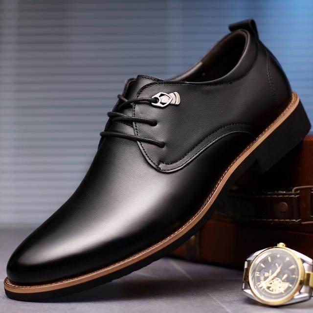 就算借錢也要買的30款男士休閒鞋 皮鞋,過年聚會串門倍有面子