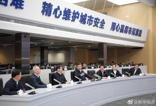 习近平寄语上海:勇创国际一流城市管理水平