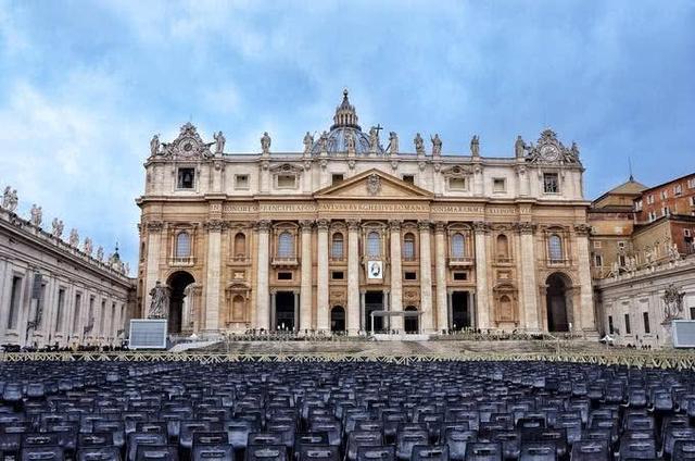 梵蒂冈作为国际上最小的国家,疆土仅有0.44平方公里