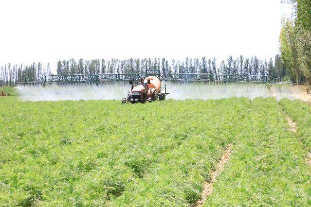 高效節水澆灌推進農業高質量發展