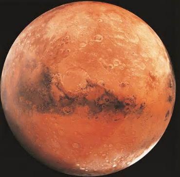 火星上是否有生命存在?