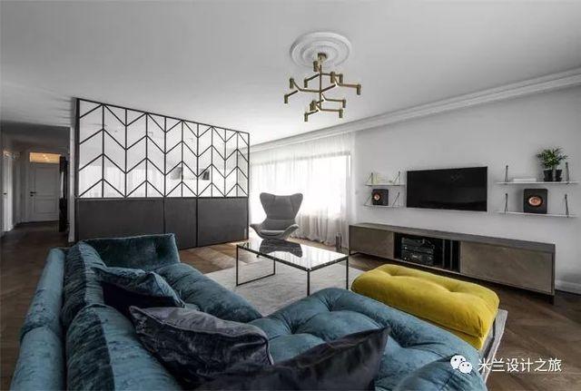 【现代】现代公寓这样的设计太牛了!