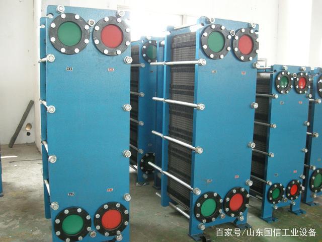 板式换热器相关特点主要有哪些