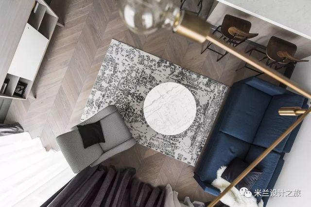 【现代】现代公寓这样的设计太牛了!-第32张图片-赵波设计师_云南昆明室内设计师_黑色四叶草博客