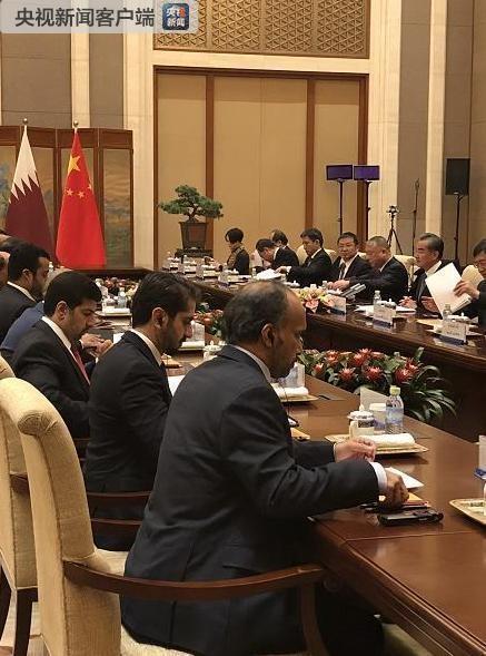 免签!中国卡塔尔全面互免签证协定本月21日起正式生效