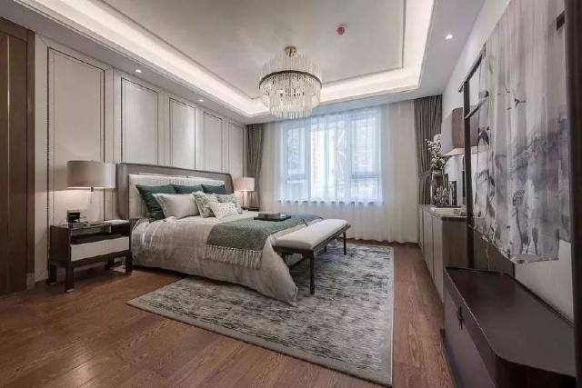 怎样设计出房间舒适的新中式卧室?