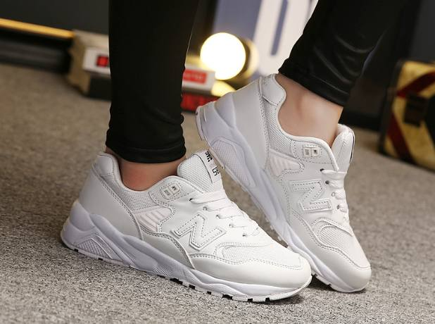 女休閒鞋搭配小知識,4種款式休閒鞋搭配方法