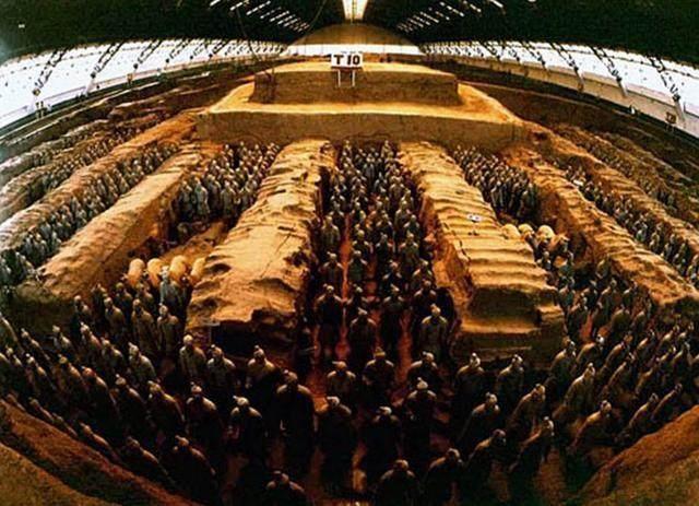 秦始皇兵马俑的三大未解之谜,因其太过诡异几乎没人注意到这些