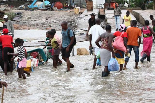 安哥拉羅安達省暴雨引發洪水致4人死亡 上千人無傢可歸