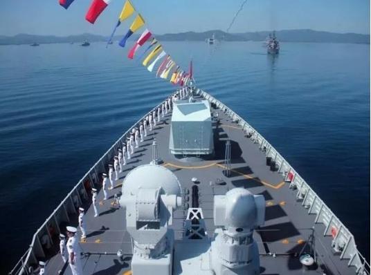 日媒:中国海军将举行国际阅舰式 日本拟派舰参加