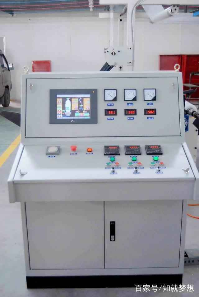 浅谈内冷吹膜机控制系统分析