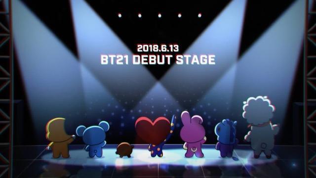 追趕防彈少年團的強勢新人團 出道首秀選在BTS周年慶舞台!