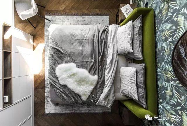 【现代】现代公寓这样的设计太牛了!-第12张图片-赵波设计师_云南昆明室内设计师_黑色四叶草博客