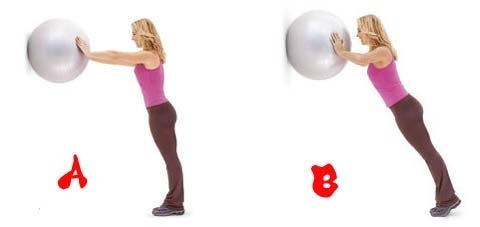 丰胸方法 有效丰胸运动 轻松涨胸围