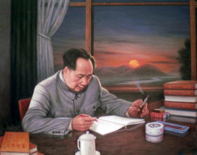 主席说,三天不学习,赶不上刘少奇。刘少奇是如