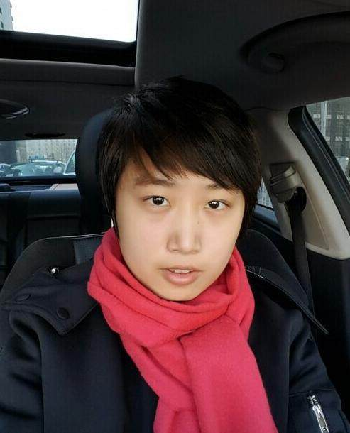 张怡宁,清华