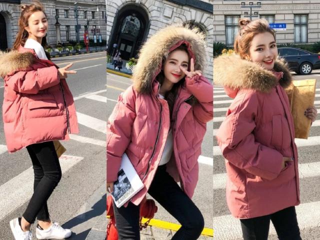 超好看的5套棉服外套穿搭法,冬季這樣穿,超溫暖又時髦~
