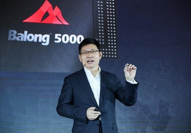 华为发布:5G产品 带来更美好的全场景智慧生活体验