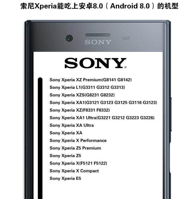 安卓80系统升级名单大全