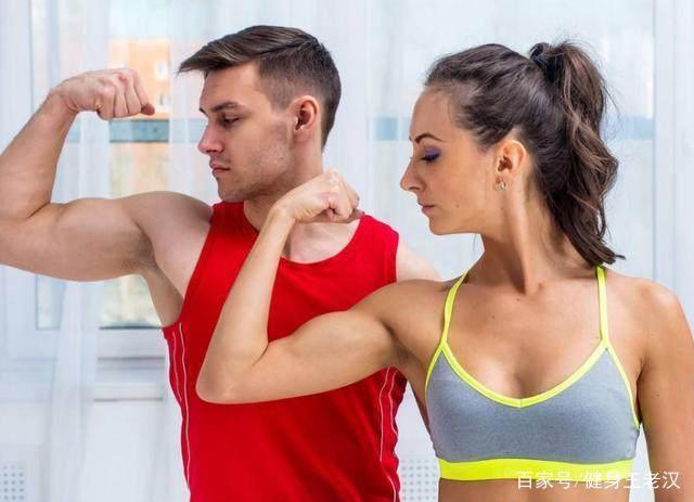每次去健身房只练一个部位?新手,你不能如此!