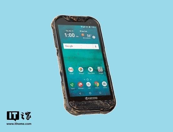 京瓷推三防手机DuraForce PRO 2
