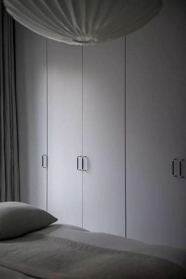 【现代】白+灰现代公寓, 塑造优雅设计感-第21张图片-赵波设计师_云南昆明室内设计师_黑色四叶草博客