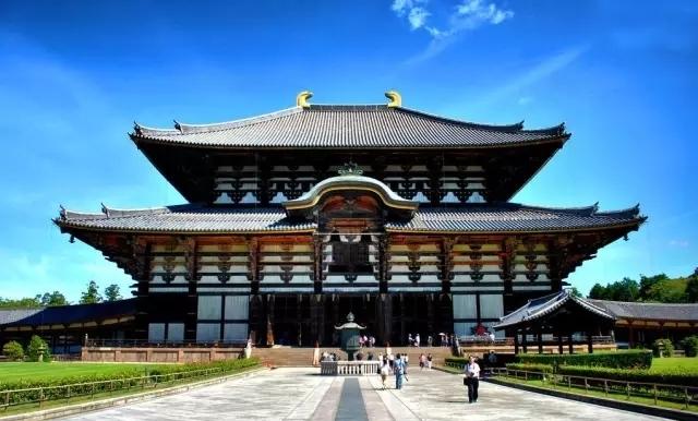 古都奈良,带你重回唐朝首都长安时期,别有一番