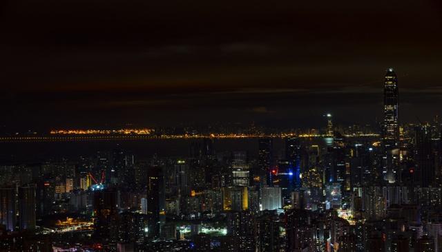 深圳GDP超香港什么情况,深圳GDP为什么能超香港优势在哪