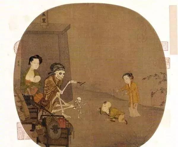 中国历史上最诡异的名画